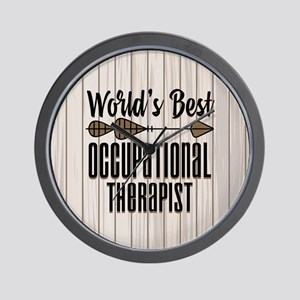 Gift for Occupational Therapist Wall Clock