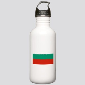 Bulgaria in 8 bit Stainless Water Bottle 1.0L