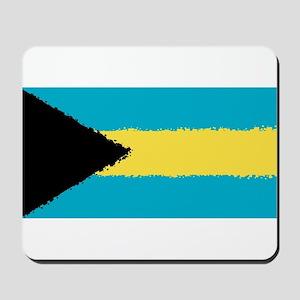 Bahamas in 8 bit Mousepad