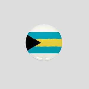 Bahamas in 8 bit Mini Button