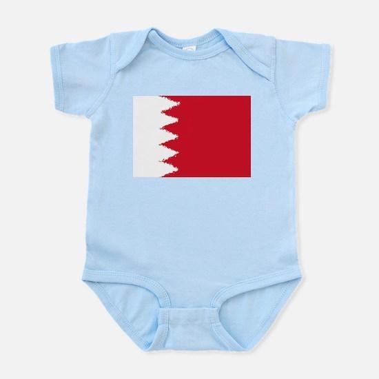 Bahrain in 8 bit Body Suit