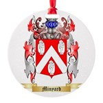 Minyard Round Ornament