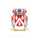 Minyard Sticker (Rectangle 50 pk)