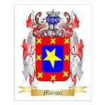 Minucci Small Poster