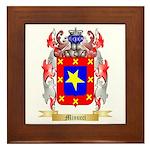 Minucci Framed Tile