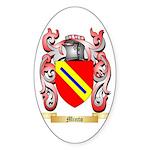 Minto Sticker (Oval)