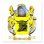 Minter Square Car Magnet 3