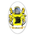 Minter Sticker (Oval 50 pk)