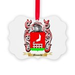 Minocchi Picture Ornament