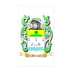 Minnot Sticker (Rectangle 50 pk)