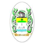 Minnot Sticker (Oval 50 pk)