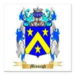 Minnagh Square Car Magnet 3