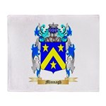 Minnagh Throw Blanket