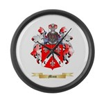 Minn Large Wall Clock