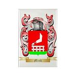 Mink Rectangle Magnet (10 pack)