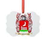 Mink Picture Ornament