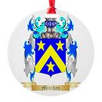Minihan Round Ornament
