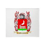 Minigucci Throw Blanket