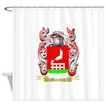Minicozzi Shower Curtain