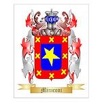 Miniconi Small Poster