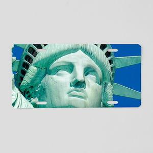 Liberty_2015_0402 Aluminum License Plate