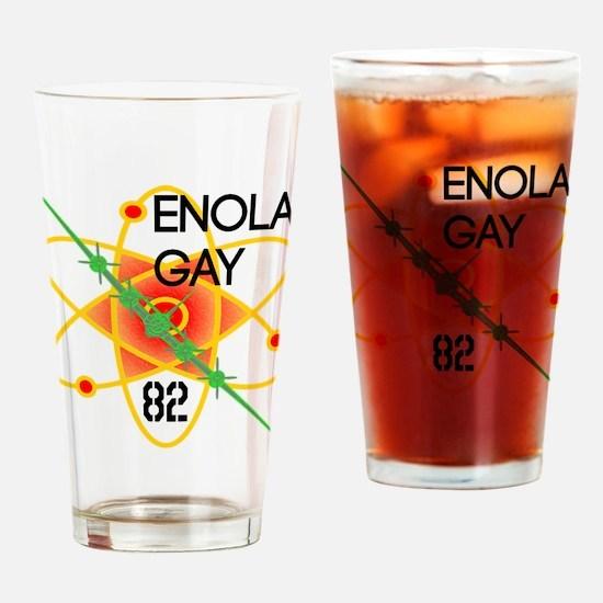 ENOLA GAY 82 Drinking Glass