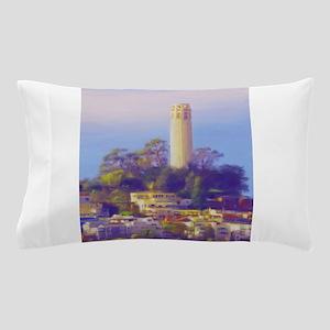 Coit Tower Pillow Case