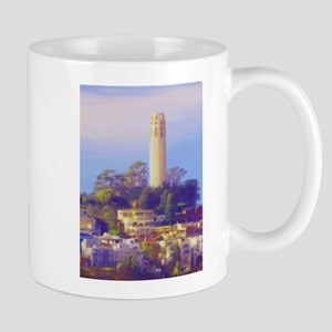 Coit Tower Mugs
