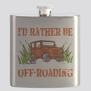 Off-Roading Flask