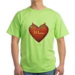 Mom Devil Green T-Shirt