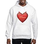Mom Devil Hooded Sweatshirt