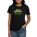 Architect Women's Dark T-Shirt