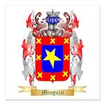Minguzzi Square Car Magnet 3