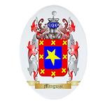 Minguzzi Oval Ornament