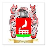 Mingozzi Square Car Magnet 3