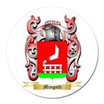 Mingotti Round Car Magnet