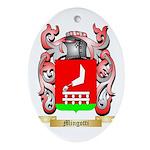 Mingotti Oval Ornament