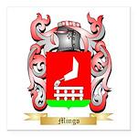 Mingo Square Car Magnet 3