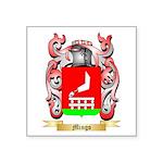 Mingo Square Sticker 3