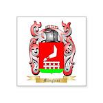 Minghini Square Sticker 3