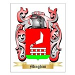 Minghini Small Poster