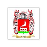 Minghi Square Sticker 3