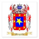 Mingardo Square Car Magnet 3
