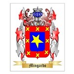 Mingardo Small Poster
