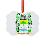 Minett Picture Ornament
