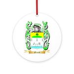 Minett Round Ornament