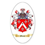 Mines Sticker (Oval 50 pk)