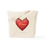 Mom Devil Tote Bag