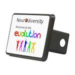 Neurodiversity Evolution Hitch Cover