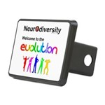 Neurodiversity Evolution Hitch Cover